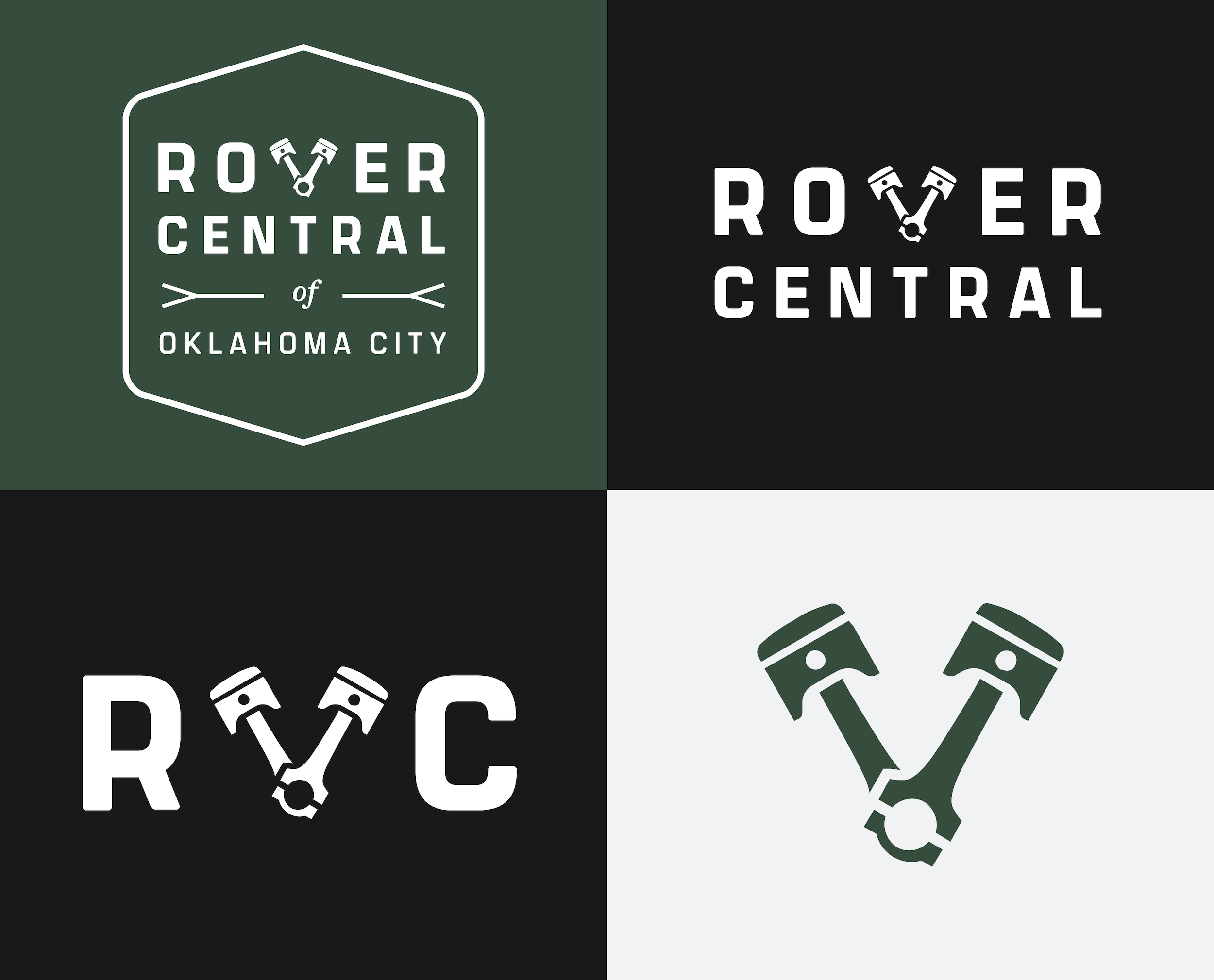 Rover Central Branding